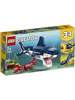 Конструктор LEGO Creator Жители морских глубин 230 деталей (31088)
