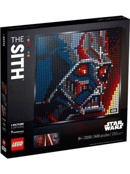 Конструктор LEGO Art Ситхи Star Wars 3395 деталей (31200)