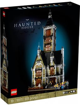 Lego Creator Expert Дом с привидениями 10273