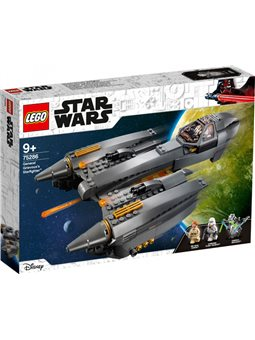 Конструктор LEGO Star Wars Звездный истребитель генерала Гривуса 487 деталей (75286)
