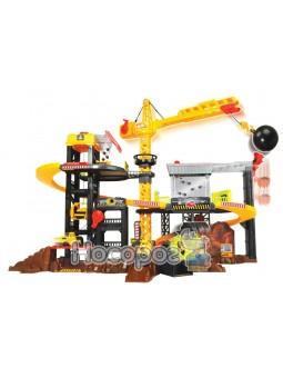 """3729010 Игровой набор """"Строительство"""" с техникой и аксессуарами., 3"""