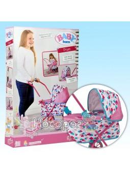 Коляска для куклы BABY BORN ВЕСЕЛАЯ ПРОГУЛКА (складная) 1423490