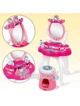 Столик с зеркалом Hello Kitty 2 в 1 с аксессуарами 320239