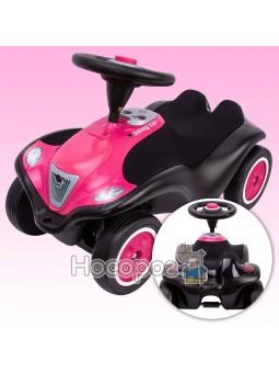 Машинка для катания малыша Некст розовая 56233