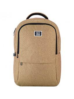 Рюкзак для города GoPack Сity горчичный (GO21-157L-1)