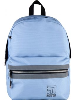 Рюкзак школьный Kite City Голубой (K21-2581M-1)