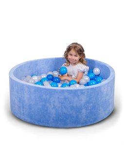 Бассейн для дома, сухой, детский, синий ( 900009-80 )