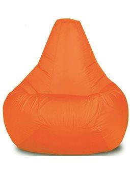 Кресло-мешок Груша Хатка большая Оранжевая ( 200001 )