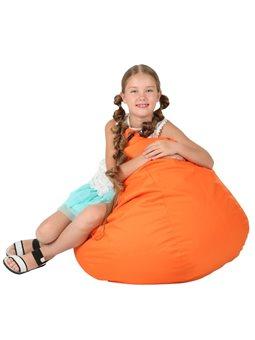 Кресло-мешок Груша Хатка средняя Оранжевая ( 200002 )