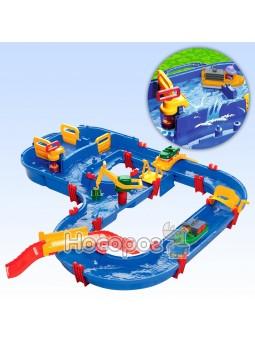 Игровой набор Аква Плей. Мега мост с краном 8700001528