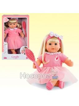 Кукла Corolle Адель, которая открывает глаза, с ароматом ванили, со щёткой для волос