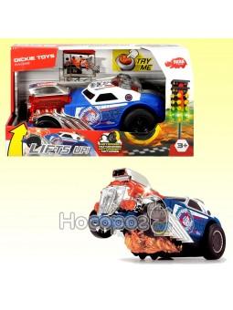 Скоростной автомобиль Прыжок из пламени с функцией езды на задних колёсах 3764007