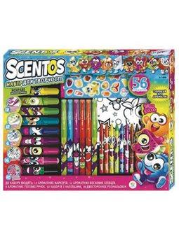 Набор для творчества Scentos маркеры для рисования Ароматное Ассорти (42136)