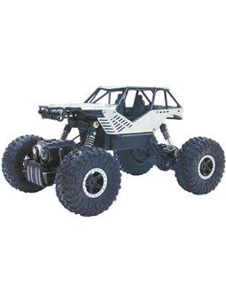Автомобиль на р/у Sulong Toys 1:18 Off-road Crawler Rock Серебристый (SL-111RHS)