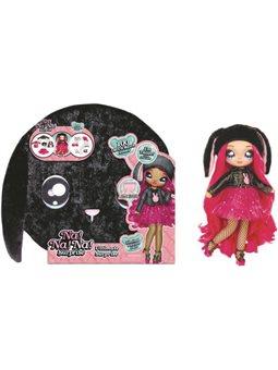 Игровой набор с куклой Na! Na! Na! Surprise Большой сюрприз Черный (571827)
