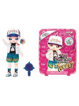 Игровой набор с куклой Na! Na! Na! Surprise серии Teens Куинн Нэш (572602)