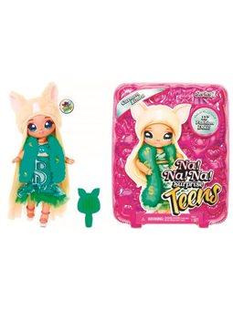 Игровой набор с куклой Na! Na! Na! Surprise серии Teens Кармен Линда (573883)