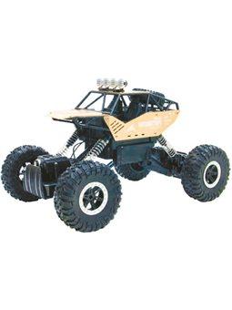 Автомобиль на р/у Sulong Toys 1:14 Off-Road Crawler Force Золотой (SL-122RHG)