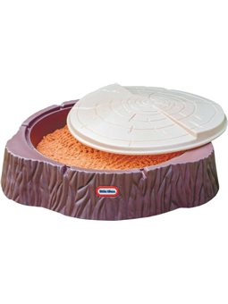 Песочница Little Tikes Лесной пенек (644658E3) (050743644658)