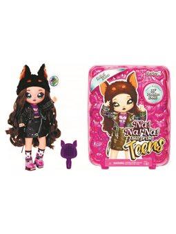 Игровой набор с куклой Na! Na! Na! Surprise серии Teens Ребел Деар (573890)