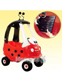 Машинка-каталка для детей серии Cozy Coupe автомобиль БОЖЬЯ КОРОВКА 173059E3