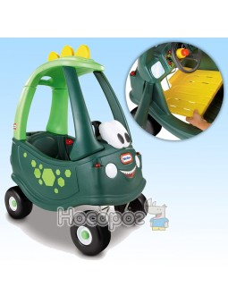 Машинка-каталка для детей серии Cozy Coupe АВТОМОБИЛЬЧИК ДИНО 173073E3