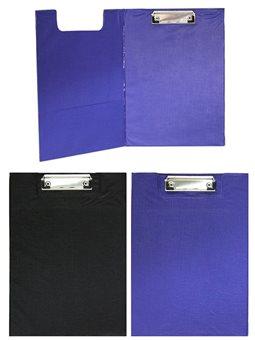 Планшет (клипборд), двойной, с карманом внутри, А4, ПВХ, Имп. (50)
