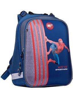 """Рюкзак школьный YES H-12 """"Marvel / Spider-man"""", синий 557855"""
