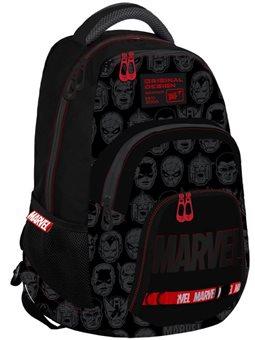 """Рюкзак школьный YES T-25 """"Marvel.Avengers"""", черный 557628"""