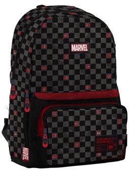 "Рюкзак школьный YES T-82 ""Marvel.Spiderman"", черный 554687"
