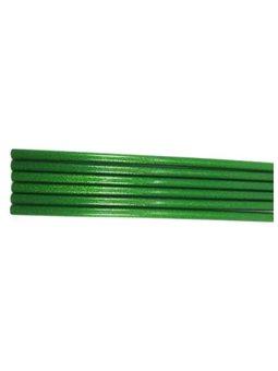 Клей для Термопистолеты цветной с глиттером 1,1-30 Зеленый 1209