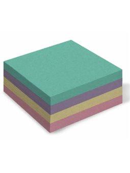 Бумага для заметок КД-003-МВ 85 * 85 * 300 л., Не клееный, микс