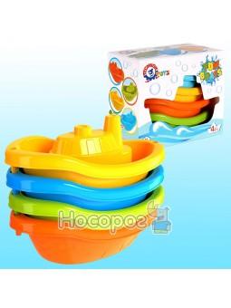 Игрушка Кораблики ТехноК 6597