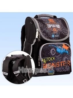 Рюкзак школьный каркасный SMART PG-11 Monster Truck 557020