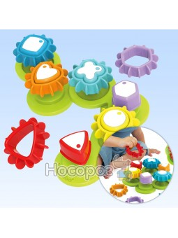 Развивающая игрушка-сортер Шестерёнки 73535