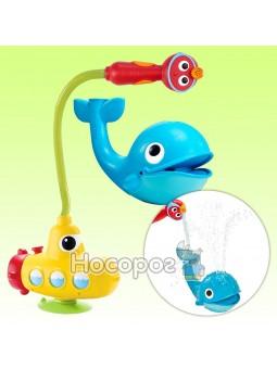 "Іграшка для води Yookidoo ""Субмарина з китом"""