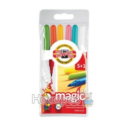Фломастеры Magic 5+1 (311)