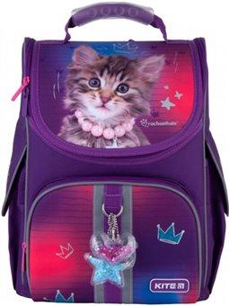Рюкзак Kite Education Rachael Hale каркасный Темно-фиолетовый (R21-501S)