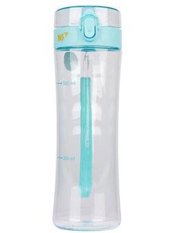 Бутылка для воды YES 680мл бирюзовая