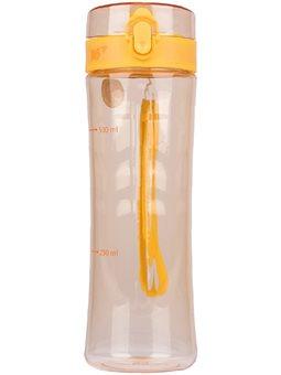 Бутылка для воды YES 680мл желтая
