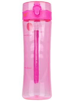 Бутылка для воды YES 680мл розовая 707620