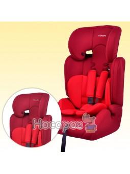Автокресло Travel (CS003) Red (1/2/3) 73 685