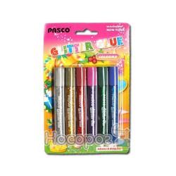 Клей с блестками Pasco 10*6 GG-001-002 (F019-04)