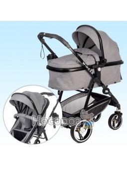 Универсальная детская коляска-трансформер 2 в 1 Winger Grey 73 555
