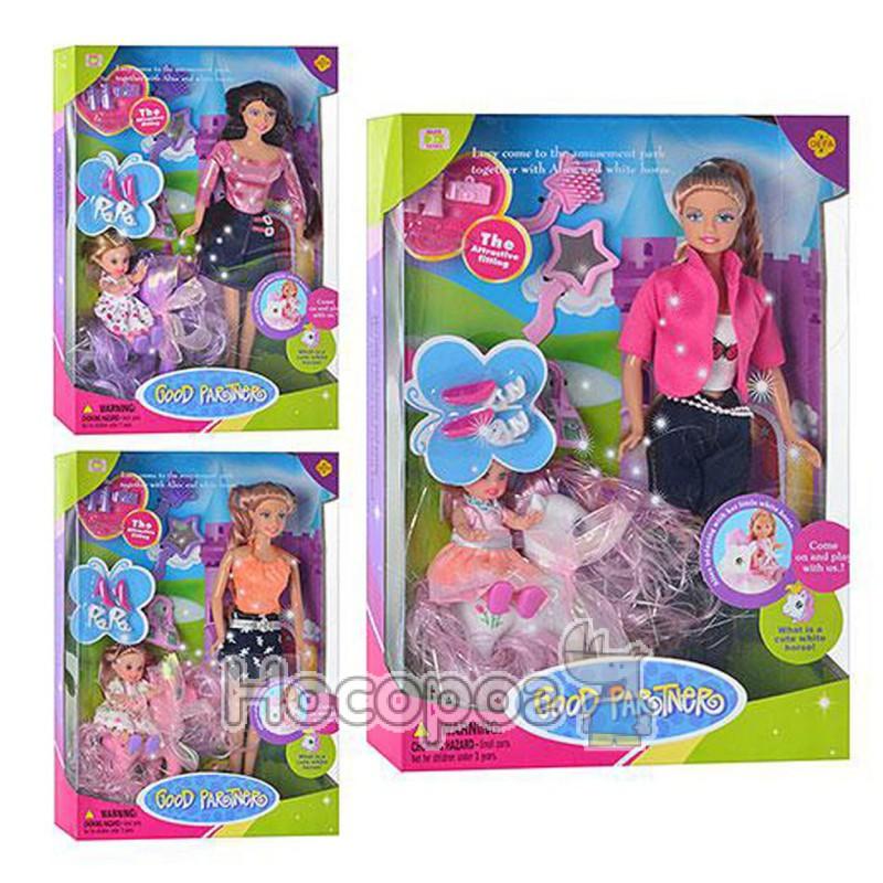Фото Лялька DEFA 8037 (2 ляльки, поні, аксесуари) (36)
