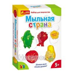 """9010-08 Мильная страна """"Овощи-фрукты"""""""