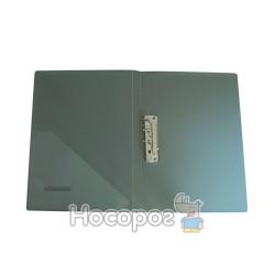 Папка с боковым прижимом и карманом А4 4Office 4-253