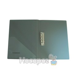 Папка с прижимом+карман А4 4Office 4-253