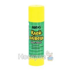 Клей-карандаш Amos 22 гр