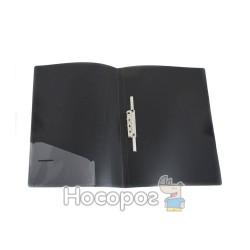Папка с боковым зажимом и карманом D1801
